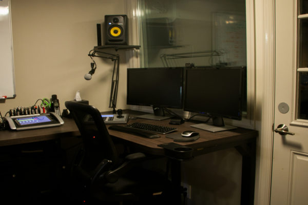 NYC Podcasting Studio B Production | NYC Podcasting : Rent a podcast studio in NYC